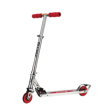 Click here for Razor® A2 Kick Scooter (Red) prices