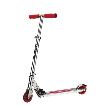 Click here for Razor® A Kick Scooter (Red) prices