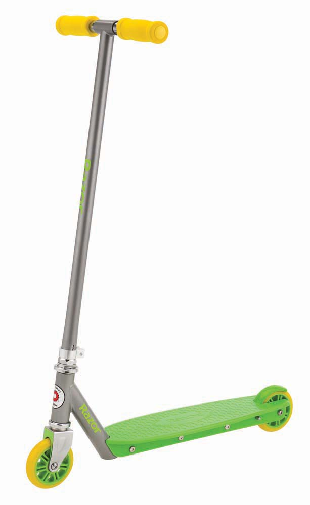 Click here for Razor Berry Kick Scooter (Green / Yellow) prices