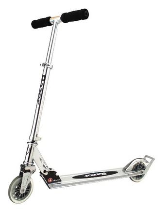 Razor® A3 Kick Scooter (Clear)