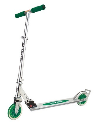 Click here for Razor® A3 Kick Scooter (Green) prices