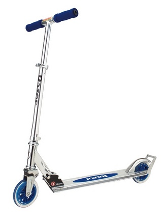 Click here for Razor® A3 Kick Scooter (Blue) prices