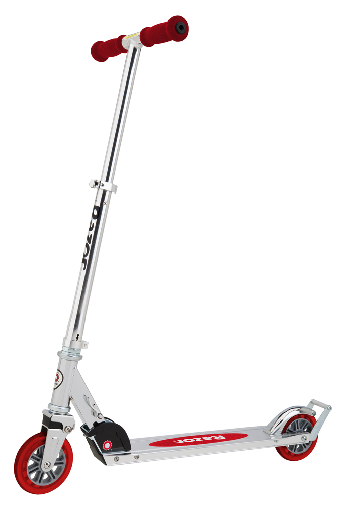 Click here for Razor® A3 Kick Scooter (Red) prices