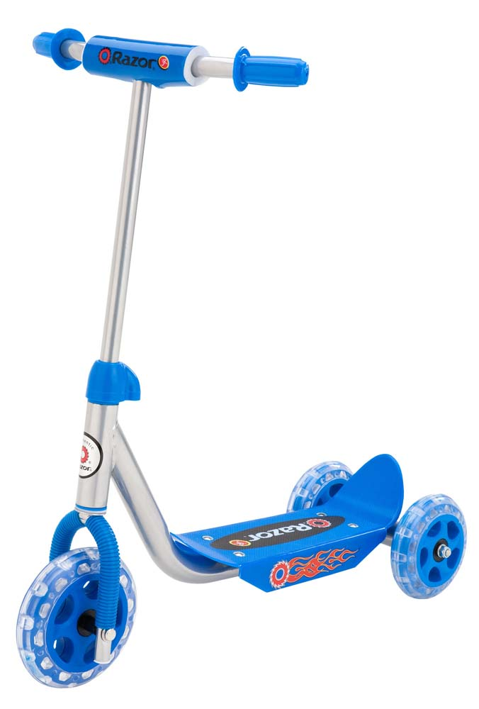 Click here for Razor Jr. Lil Kick Scooter (Blue) prices
