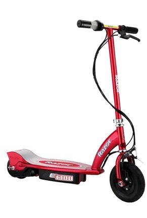 Razor® E100 Electric Scooter (Red)