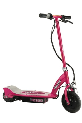 Click here for Razor® E100 Electric Scooter (Pink) prices