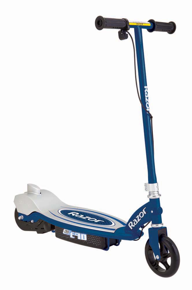 Click here for Razor E90 Electric Scooter (Blue) prices
