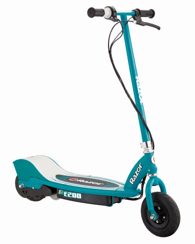 Click here for Razor E200 Electric Scooter (Teal) prices