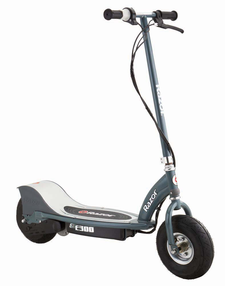 Click here for Razor E300 Electric Scooter (Gray) prices