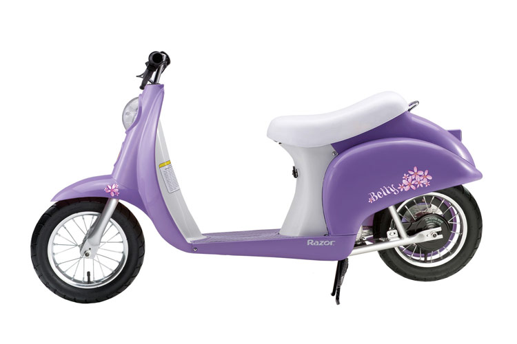 Click here for Razor® Pocket Mod Betty Vintage Moped Style El... prices