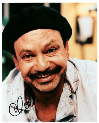 """Cheech Marin Autographed 8"""" x 10"""" Photograph (Unframed)"""