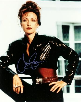 "Jane Seymour Autographed 8"" x 10"" Photograph (Unframed)"