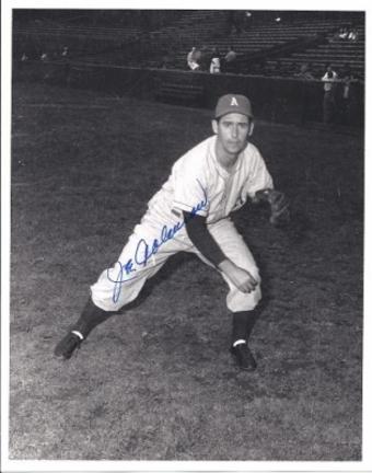"Joe Coleman Autographed Philadelphia Athletics 8"" x 10"" Photograph (Unframed)"