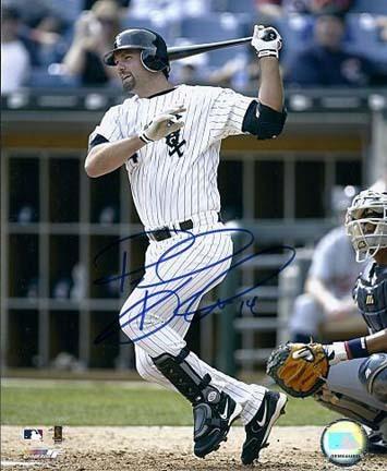 "Paul Konerko Autographed Chicago White Sox 8"" x 10"" Photograph (Unframed)"