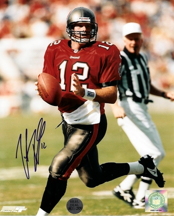 Trent Dilfer Autographed