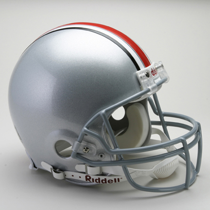 Ohio State Buckeyes NCAA Riddell Pro Line Authentic Full Size Football Helmet From Riddell