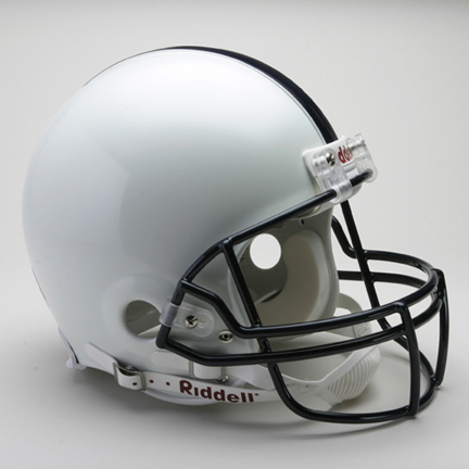 Penn State Nittany Lions NCAA Riddell Pro Line Authentic Full Size Football Helmet From Riddell