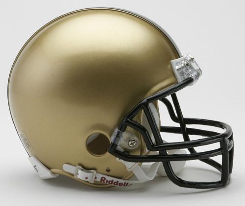 Army Black Knights NCAA Riddell Replica Mini Football Helmet