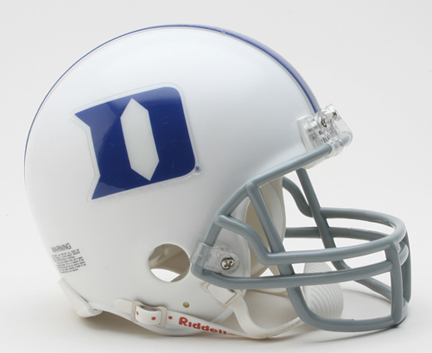 Duke Blue Devils NCAA Riddell Replica Mini Football Helmet RID-41401-301