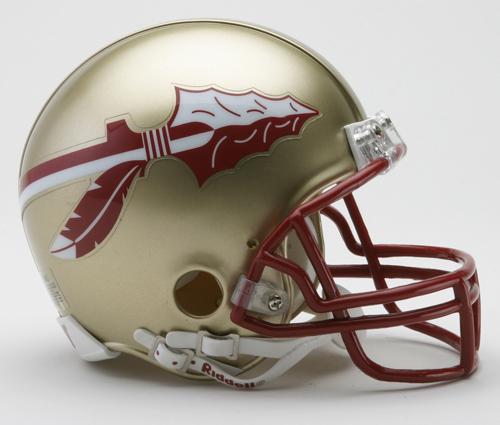 Florida State Seminoles NCAA Riddell Replica Mini Football Helmet