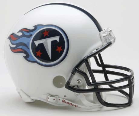 Tennessee Titans NFL Riddell Replica Mini Football Helmet RID-41401-titans