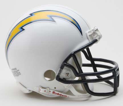 San Diego Chargers NFL Riddell Replica Mini Football Helmet RID-55032