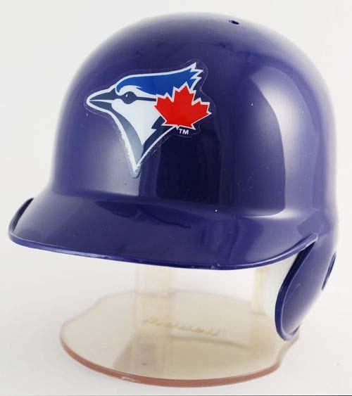 Toronto Blue Jays MLB Replica Left Flap Mini Batting Helmet From Riddell