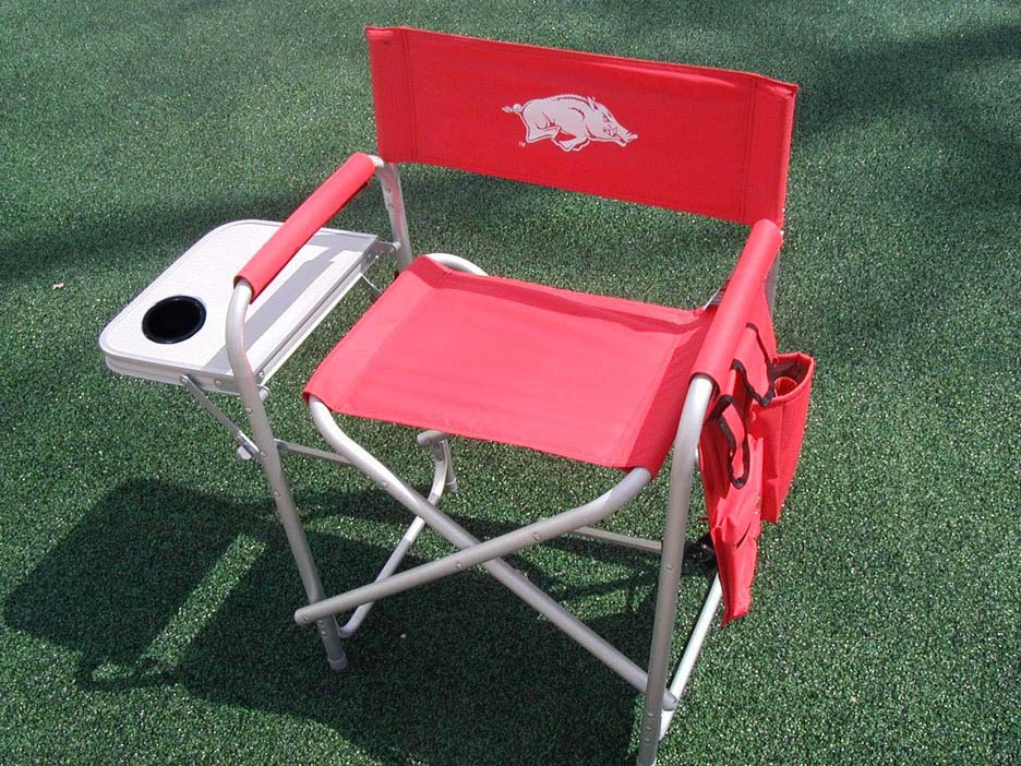 Arkansas Razorbacks Ultimate Directors Chair