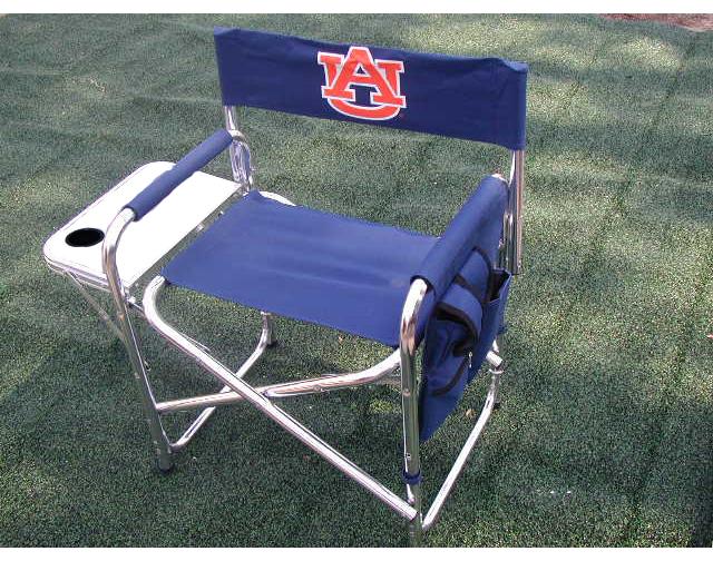 Auburn Tigers Ultimate Directors Chair (Navy)