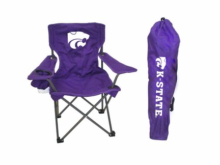 Kansas State Wildcats Ultimate Junior Tailgate Chair