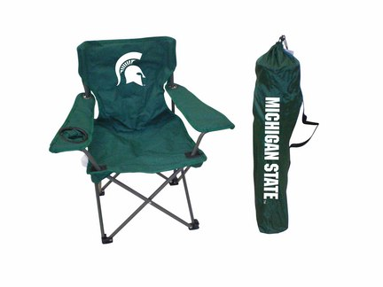 Michigan State Spartans Ultimate Junior Tailgate Chair
