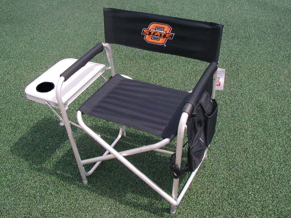 Oklahoma State Cowboys Ultimate Directors Chair