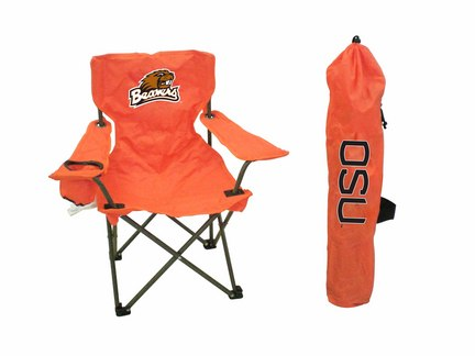 Oregon State Beavers Ultimate Junior Tailgate Chair RIV-RV327-1200