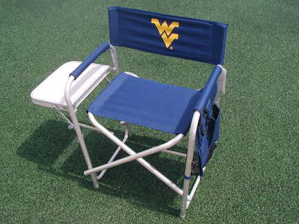 West Virginia Mountaineers Ultimate Directors Chair