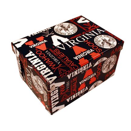 Virginia Cavaliers Boxxer Folding Storage Box - Pack of 4