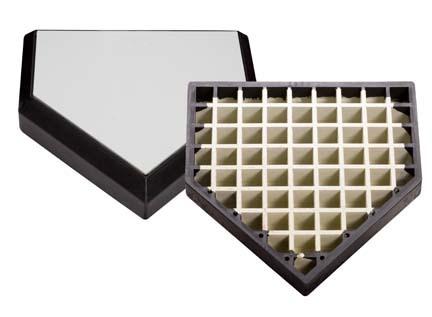 Schutt Bury-All Rubber Home Plate (SHP-RBA)