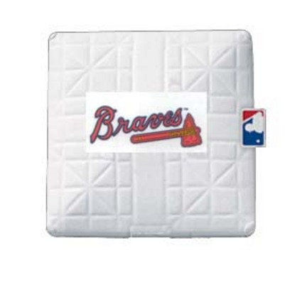 Atlanta Braves Licensed Jack Corbett® Base from Schutt