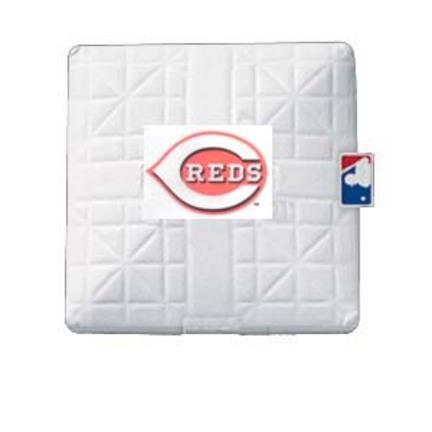 Cincinnati Reds Licensed Jack Corbett® Base from Schutt