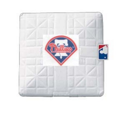 Philadelphia Phillies Licensed Jack Corbett® Base from Schutt
