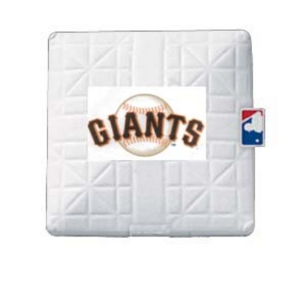 San Francisco Giants Licensed Jack Corbett® Base from Schutt
