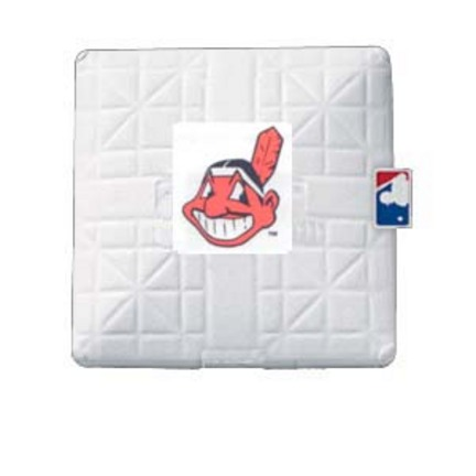Cleveland Indians Licensed Jack Corbett® Base from Schutt
