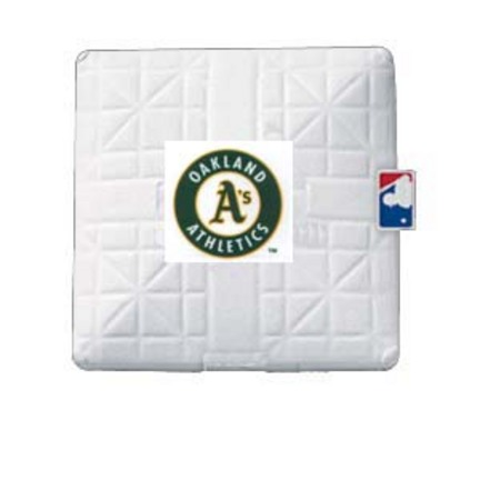 Oakland Athletics Licensed Jack Corbett® Base from Schutt