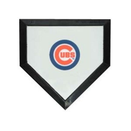 Chicago Cubs Licensed Authentic Pro Home Plate from Schutt