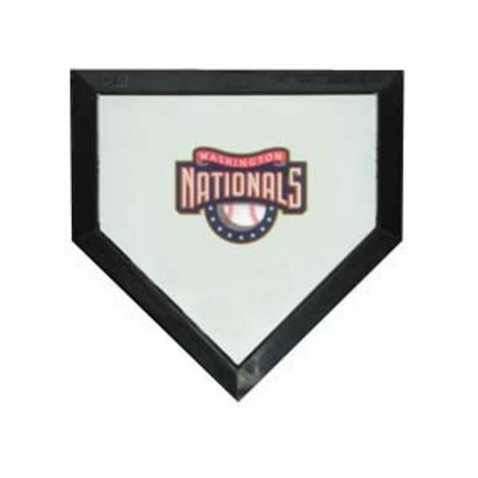 Washington Nationals Licensed Authentic Pro Home Plate from Schutt