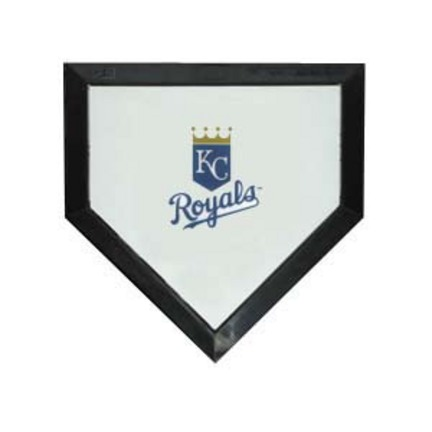 Kansas City Royals Licensed Authentic Pro Home Plate from Schutt