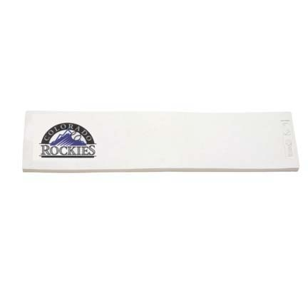 Colorado Rockies Licensed Official Size Pitching Rubber from Schutt