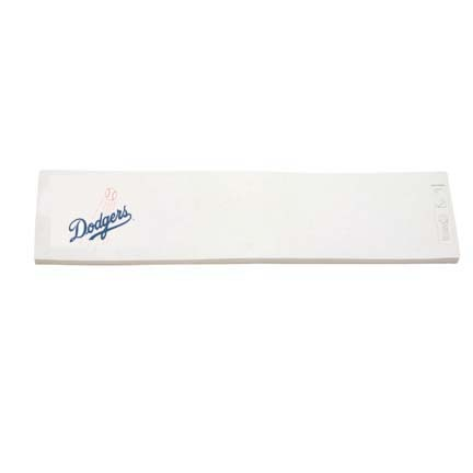 Los Angeles Dodgers Licensed Official Size Pitching Rubber from Schutt