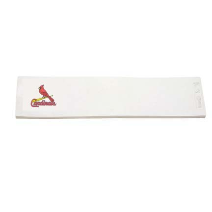 St. Louis Cardinals Licensed Official Size Pitching Rubber from Schutt