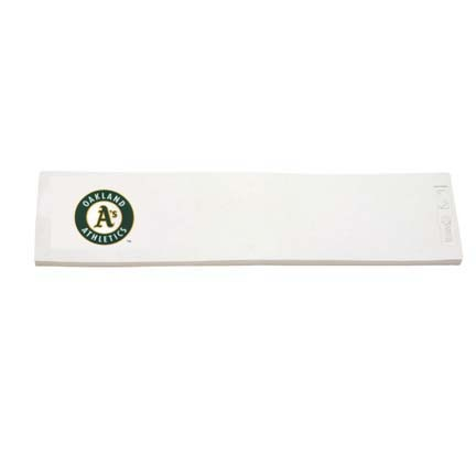 Oakland Athletics Licensed Official Size Pitching Rubber from Schutt