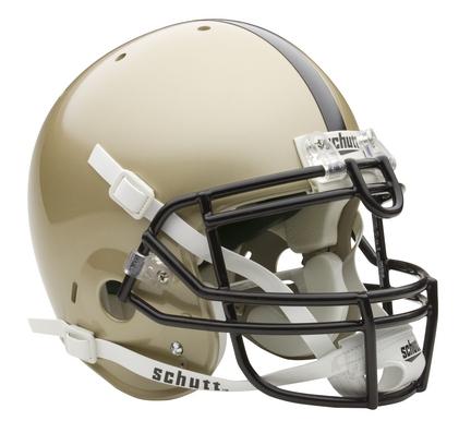 Army Black Knights NCAA Schutt Full Size Authentic Football Helmet